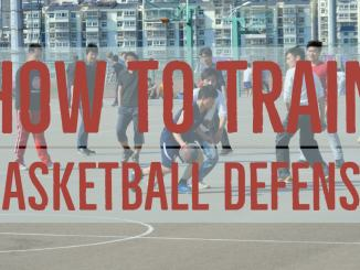 Train Basketball Defense