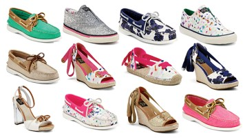 Having a collection of Sperry's is actually not an impractical thing. Since you probably wear them without socks, they probably smell and you can switch them out to cut down on your social alienation. Since Sperrys come in original brown, du-sperrys for the girly days, silver, or plaid Sperrys, its probably best to collect them all.