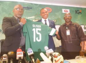 Pinnick right with oliseh