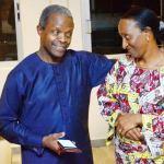 VP's Wife, Dolapo Osinbajo Now A Fashion Designer