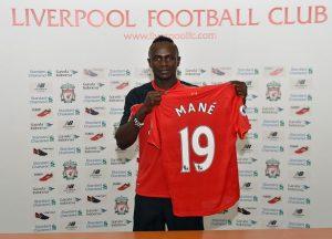 Liverpool's Mane