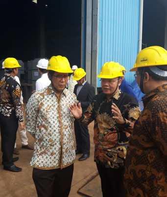 Pabrik Minyak Goreng Tercanggih di Indonesia Bakal Berdiri di Bengkulu, Gubernur Rohidin Tinjau Pabrikasi Mesin Pengolah
