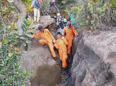 Sempat Kritis, Pendaki asal Siantar Meninggal Dunia di Gunung Kerinci
