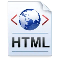 Backup HTML