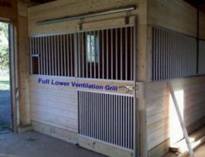 aluminum horse stalls - Arcsta4