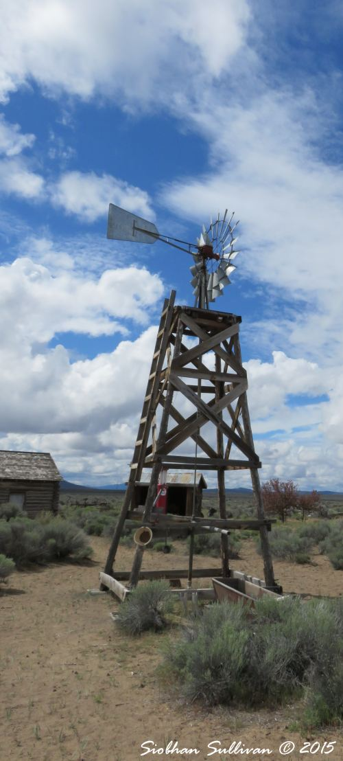 Windmill in  Oregon