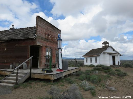 Fort Rock  General Store Oregon