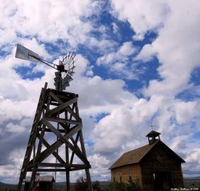Fort Rock Cloudscape