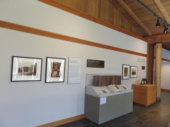 Curtis Exhibit at the High Desert Museum