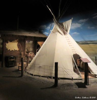 By Hand Through Memory Tepee
