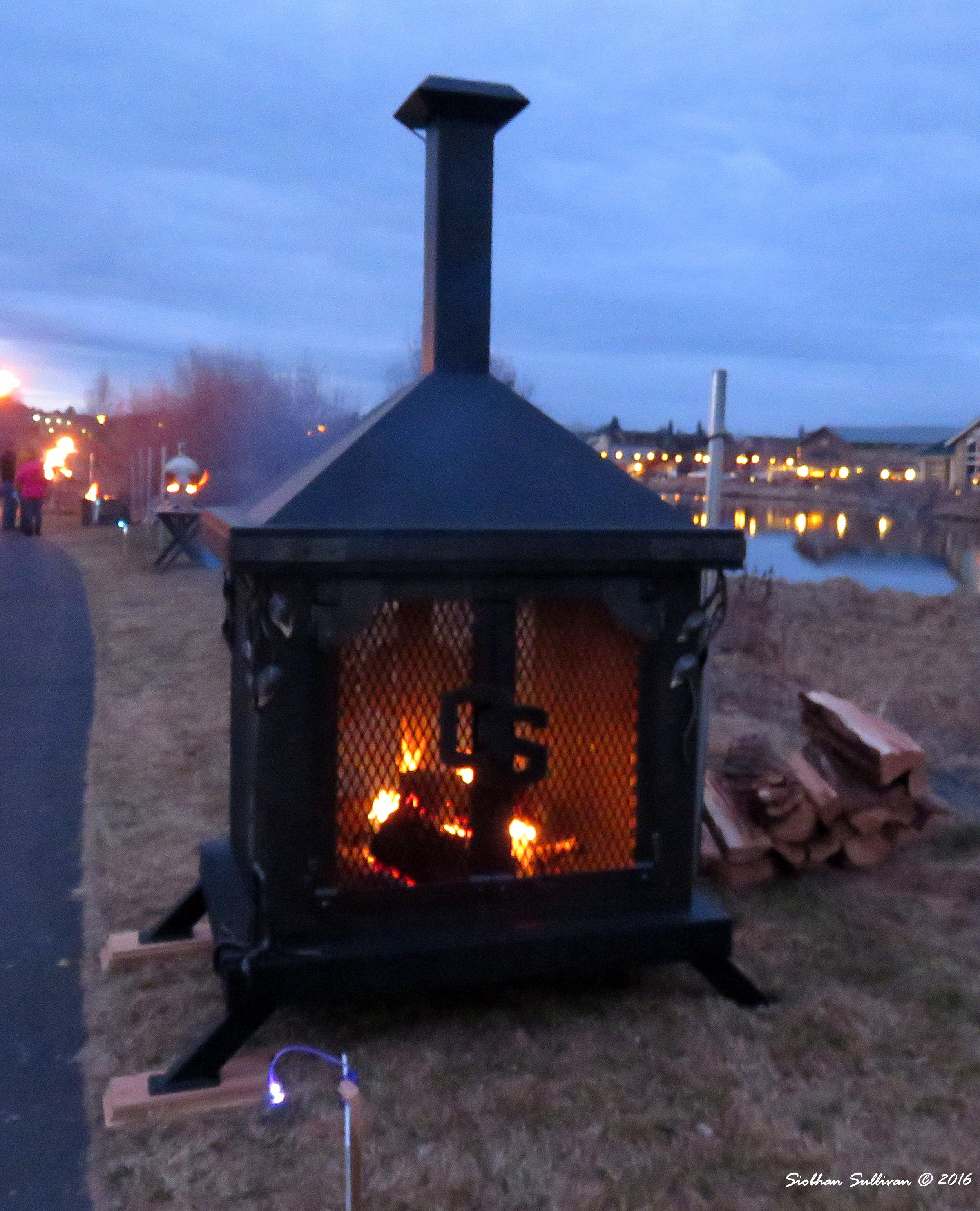 FirePit5 WinterFest