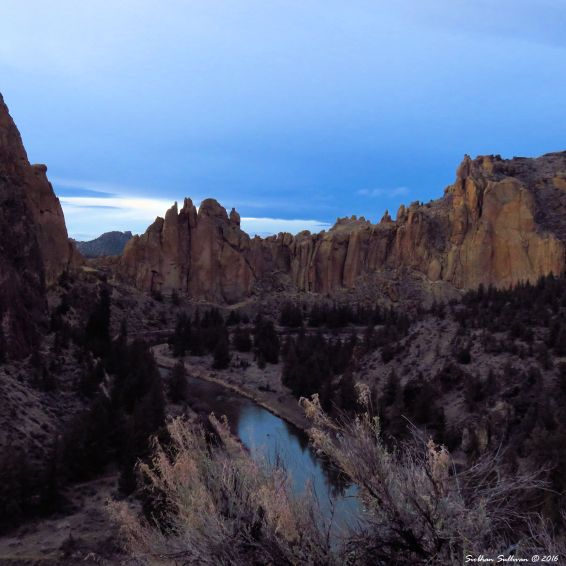 Smith Rock & the Crooked River
