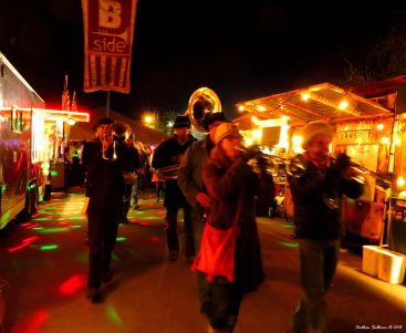 B Side Brass Band