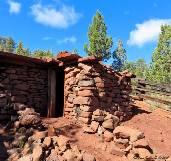 Powder House, Prineville Reservoir, Oregon 13June2016