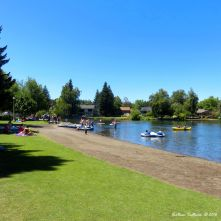 Drake Park, Bend, Oregon
