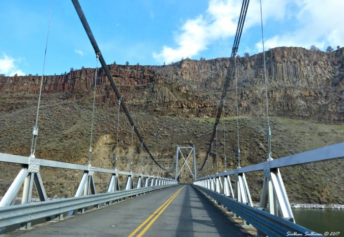 Bridge in Cove Palisades State Park