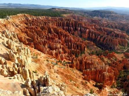 Time Lines Bryce Canyon NPk 6May2017