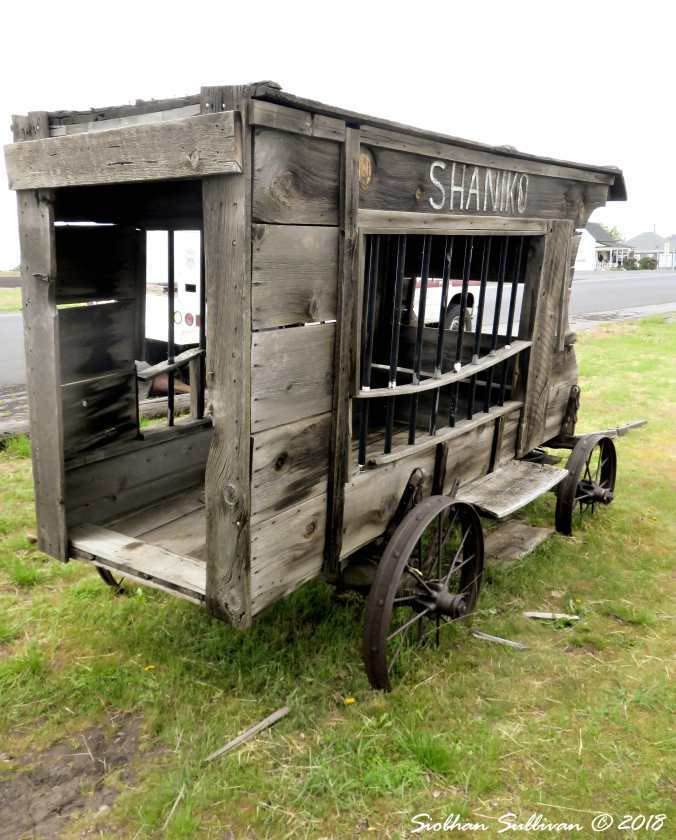 Shaniko Paddy Wagon 15May2018