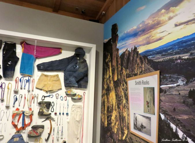 Ascent exhibit High Desert Museum, Bend Oregon 2018