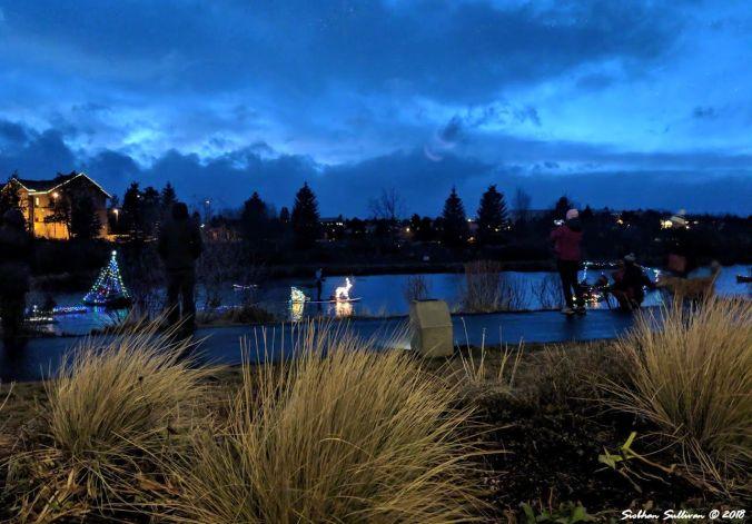 Paddle Parade, Bend, Oregon 14December2018