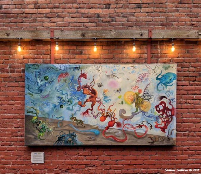 Tin Pan Alley Art  in Bend, Oregon  22December2018