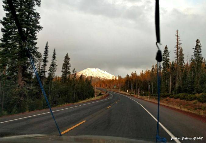 The Road To... Mt Bachelor, Oregon 29September2017
