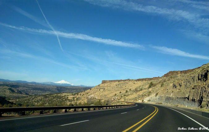 The Road To... Mt Hood, Oregon 15October2017