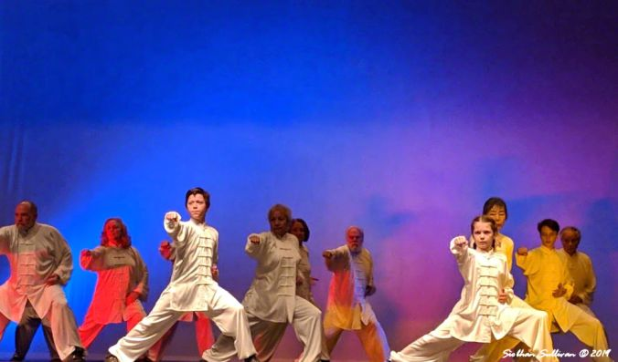 Tai Chi at Celebration 3March2019
