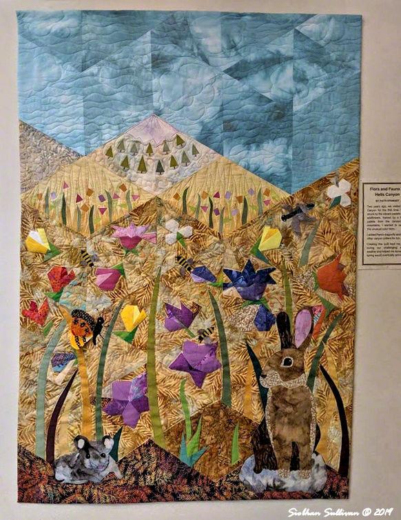 Flora and Fauna of Hells Canyon - Patti Stewart 6April2019