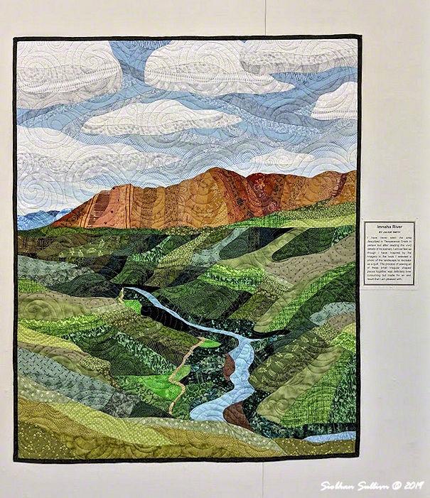 Imnaha River - Jackie Smith 6April2019  Words into art