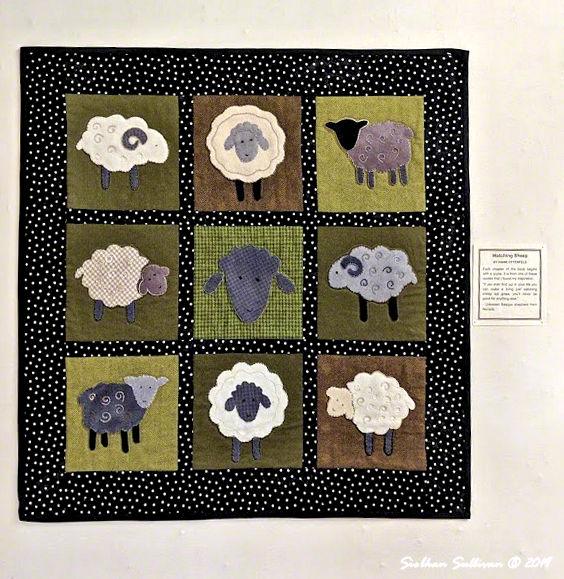 Watching Sheep - Diane Ottenfeld 6April2019