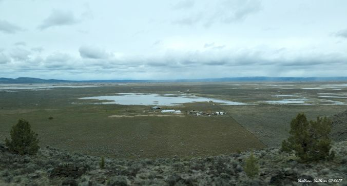 Harney County basin, Oregon 7April2016
