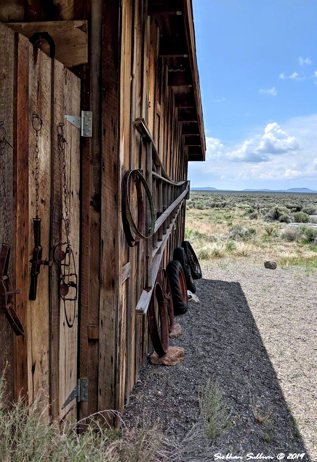 From a different perspective, Fort Rock, Oregon 30May2019