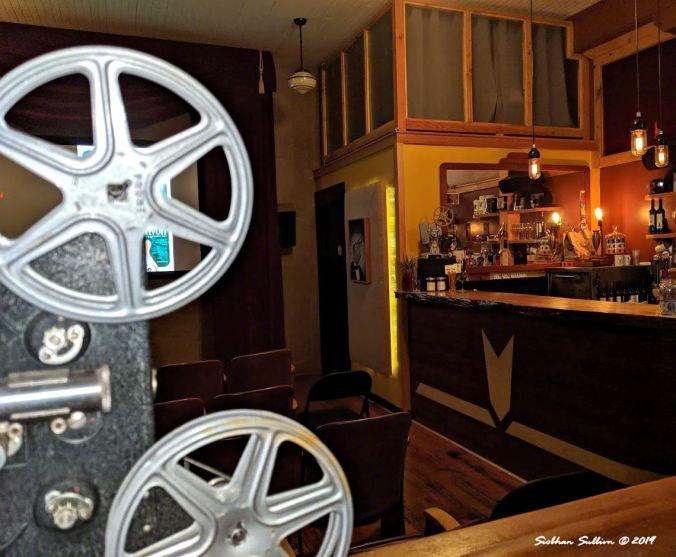 Tin Pan Theater in Bend, Oregon, 24July2019
