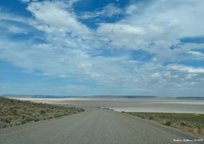 In this land, Alvord Desert, Oregon 28 August 2019