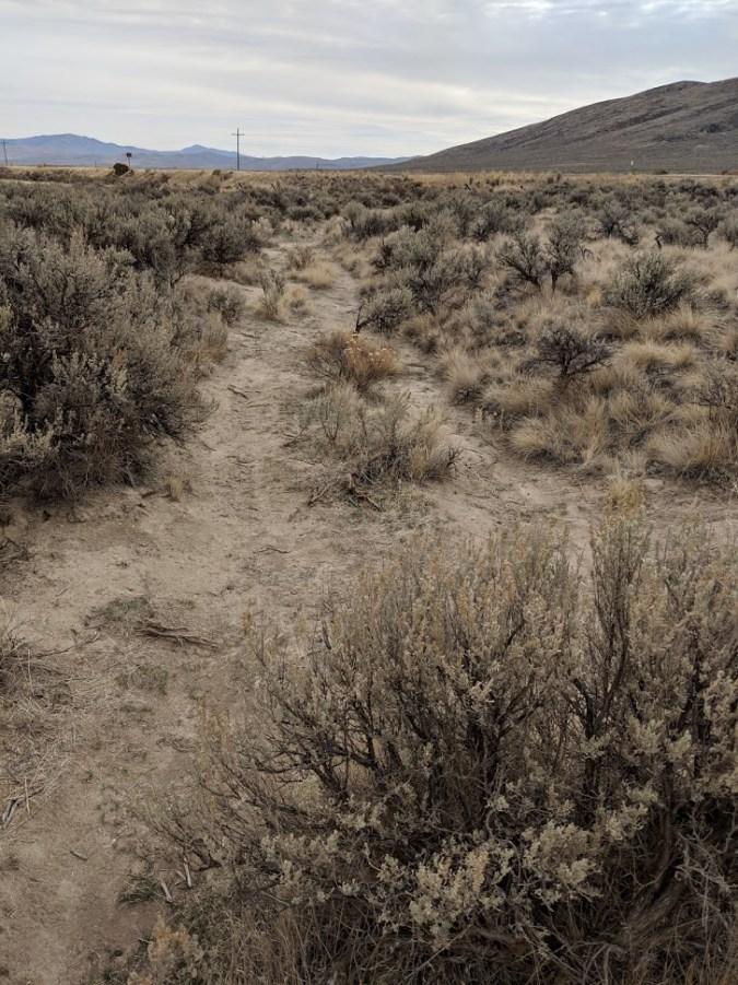 Part of the Oregon Trail, Oregon Trail Interpretive Center 24October2018