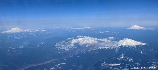 Mount St. Helens adventure February 2020