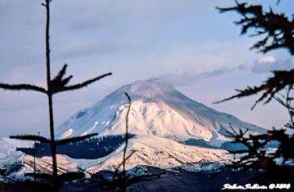 Mount St. Helens, Washington March 1980
