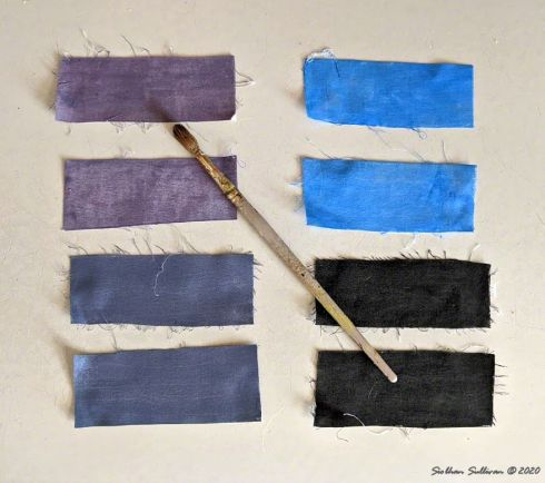 Masks with customized fabric  bias tape August 2020