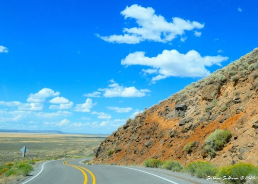 Southeastern Oregon Road