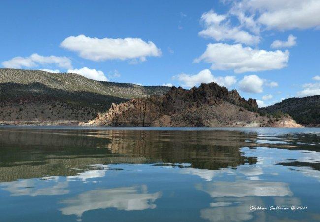 North side of Prineville Reservoir