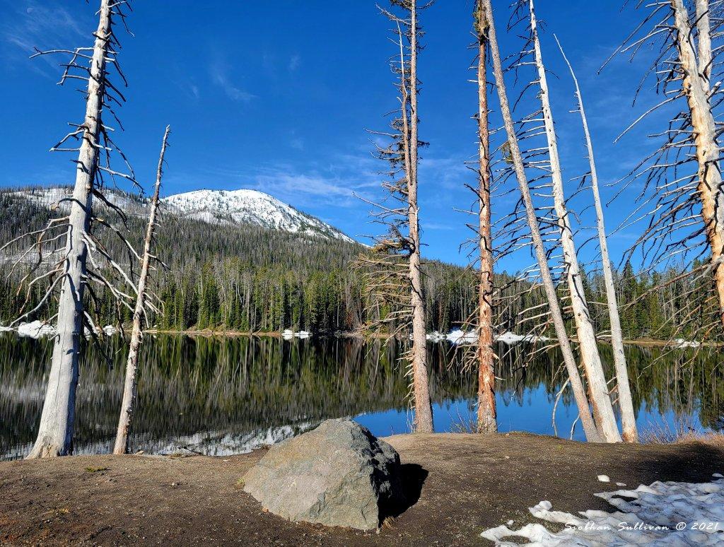 Sylvan Lake, Wyoming