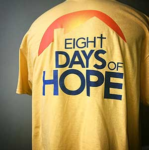 8 Days of Hope