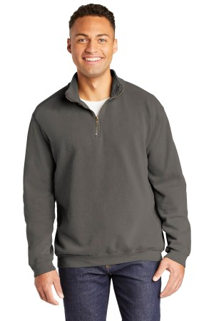 COMFORT COLORS  Ring Spun 1/4-Zip Sweatshirt. 1580