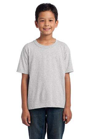 Fruit of the Loom Youth HD Cotton 100% Cotton T-Shirt. 3930B