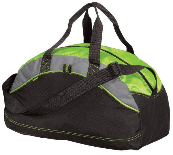Port Authority - Small Contrast Duffel. BG1060