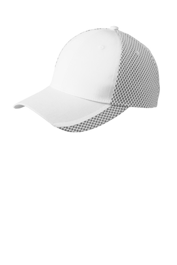 Port Authority Two-Color Mesh Back Cap. C923