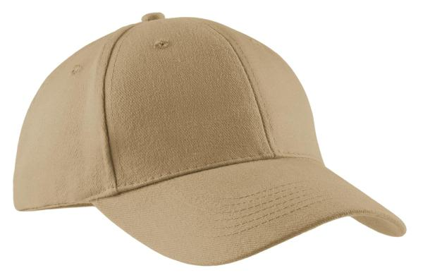 Port & Company - Brushed Twill Cap.  CP82