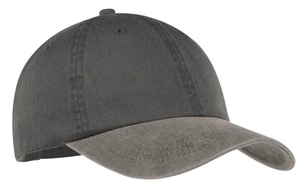 Port & Company -Two-Tone Pigment-Dyed Cap.  CP83