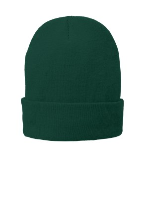 Port & Company Fleece-Lined Knit Cap. CP90L